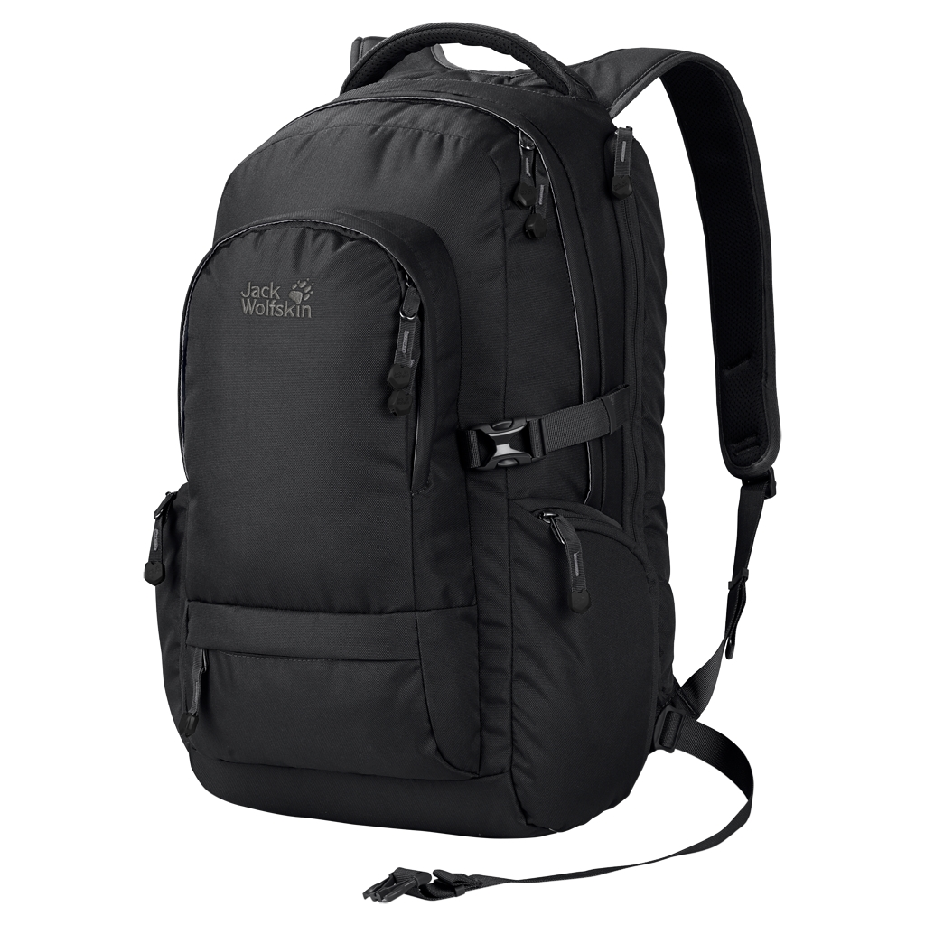 Jack Wolfskin Trooper 32 black-30