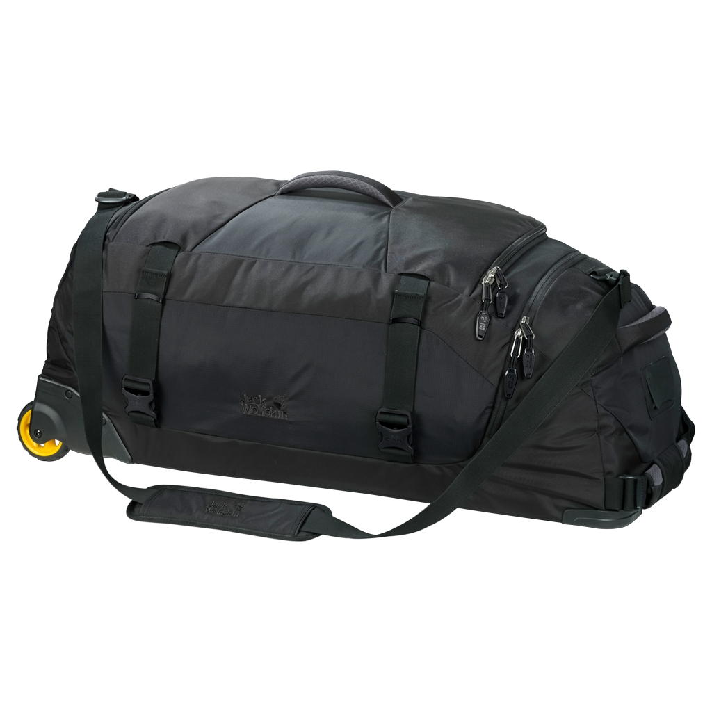 Jack Wolfskin Freight Train 90 black-30