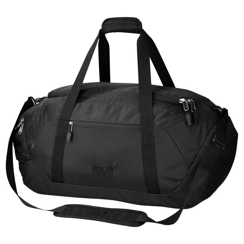 Jack Wolfskin Action Bag 60 black-30