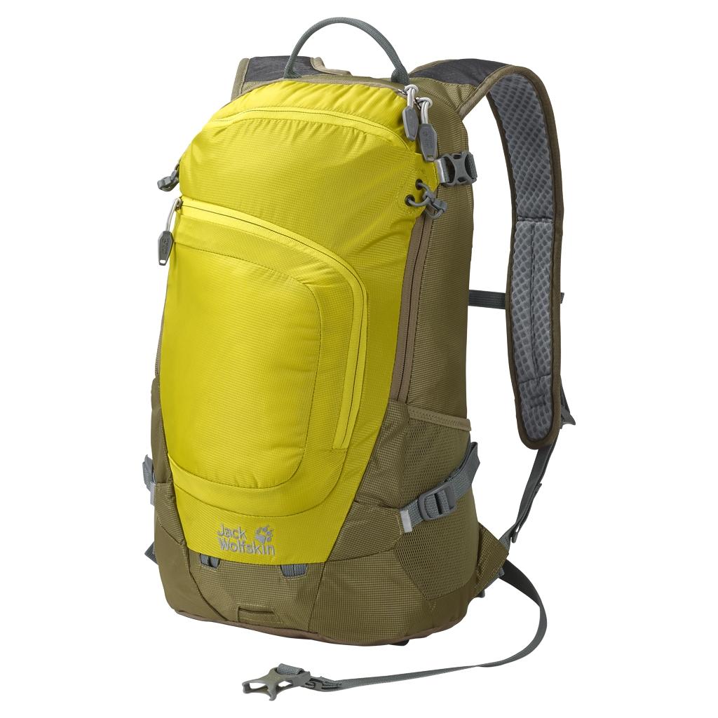 Jack Wolfskin Crosser 18 Pack wild lime-30