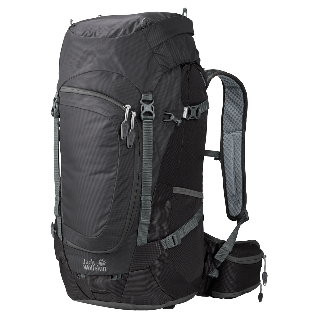 Jack Wolfskin Crosser 34 Pack black-30