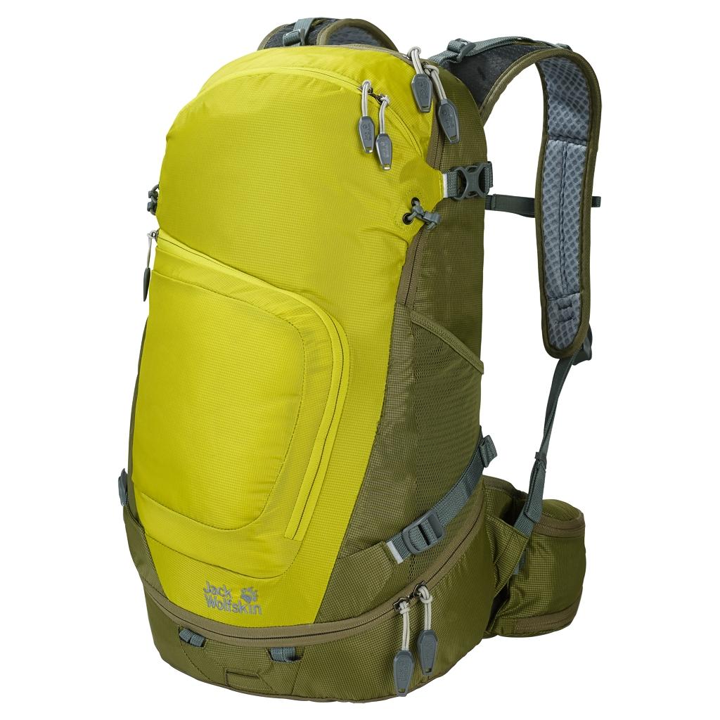 Jack Wolfskin Crosser 26 Pack wild lime-30