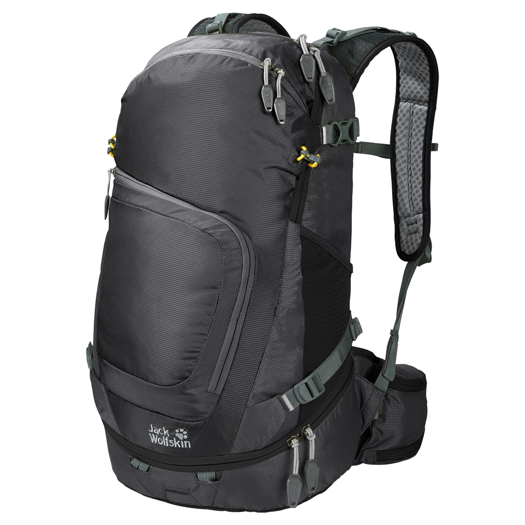 Jack Wolfskin Crosser 26 Pack black-30