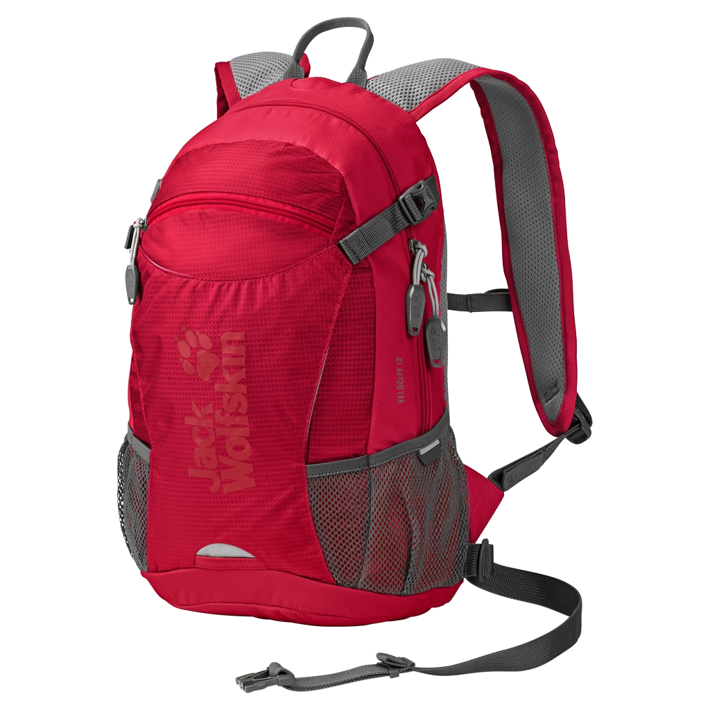 Jack Wolfskin Velocity 12 racing red-30