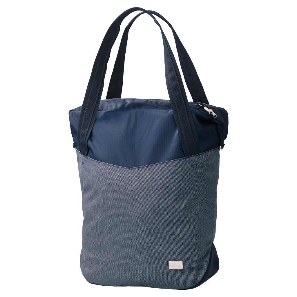 Jack Wolfskin Wool Tech Tote dark sky-30
