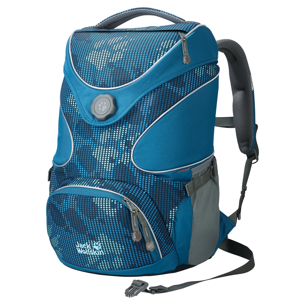 Jack Wolfskin Ramson Top 20 Pack glacier blue paw-30