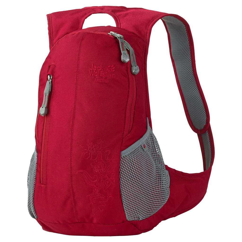 Jack Wolfskin Ancona indian red-30