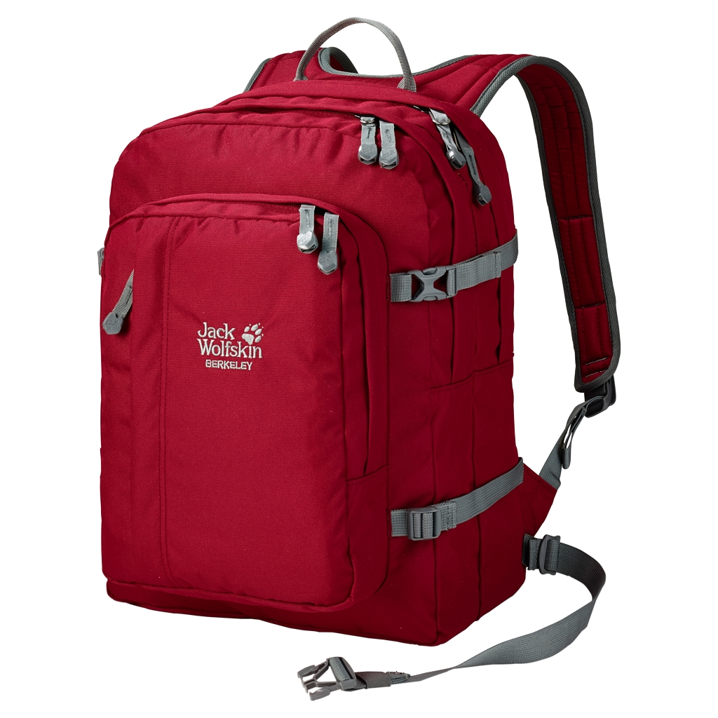 Jack Wolfskin Berkeley indian red-30