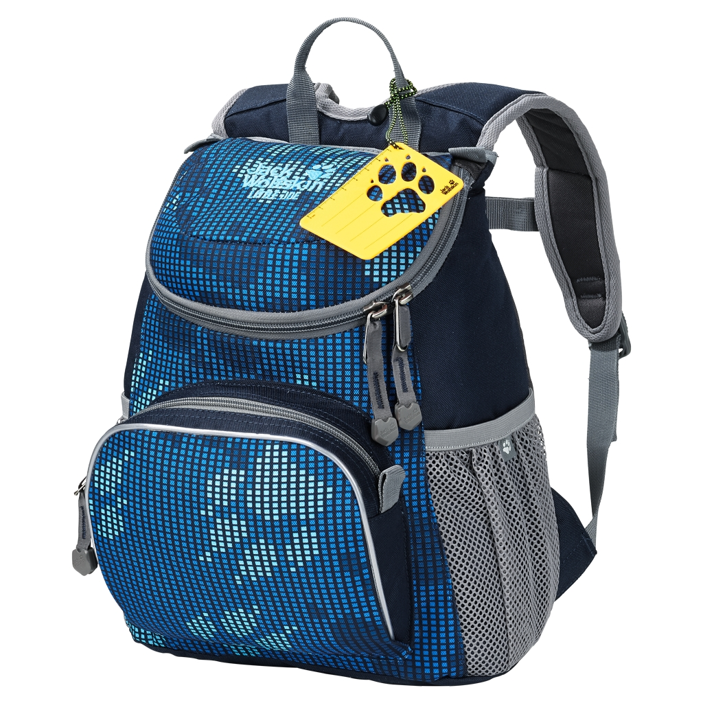 Jack Wolfskin Little Joe glacier blue paw-30
