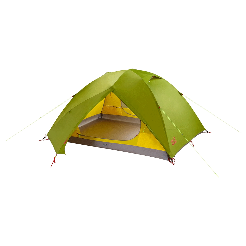Jack Wolfskin Skyrocket III Dome green tea-30