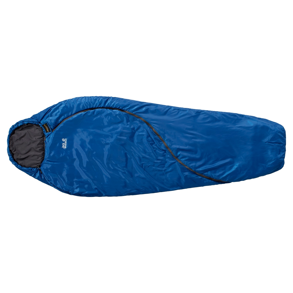Jack Wolfskin Smoozip +3 classic blue-30
