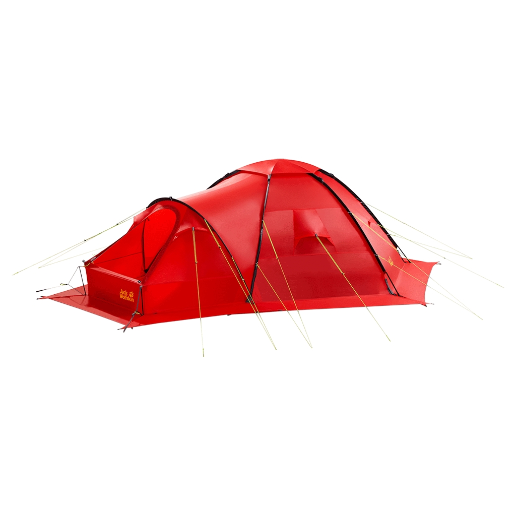 Jack Wolfskin Antarctica Dome peak red-30