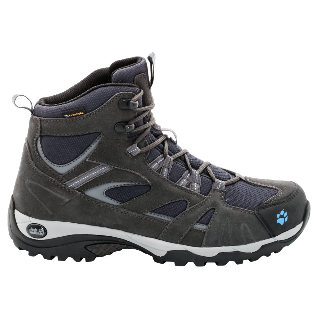 Jack Wolfskin Vojo Hike Mid Texapore Women light sky-30