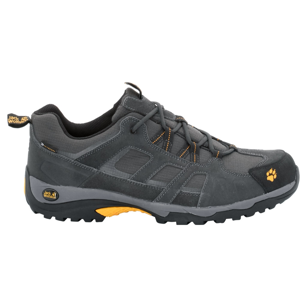 Jack Wolfskin Vojo Hike Texapore Men burly yellow-30
