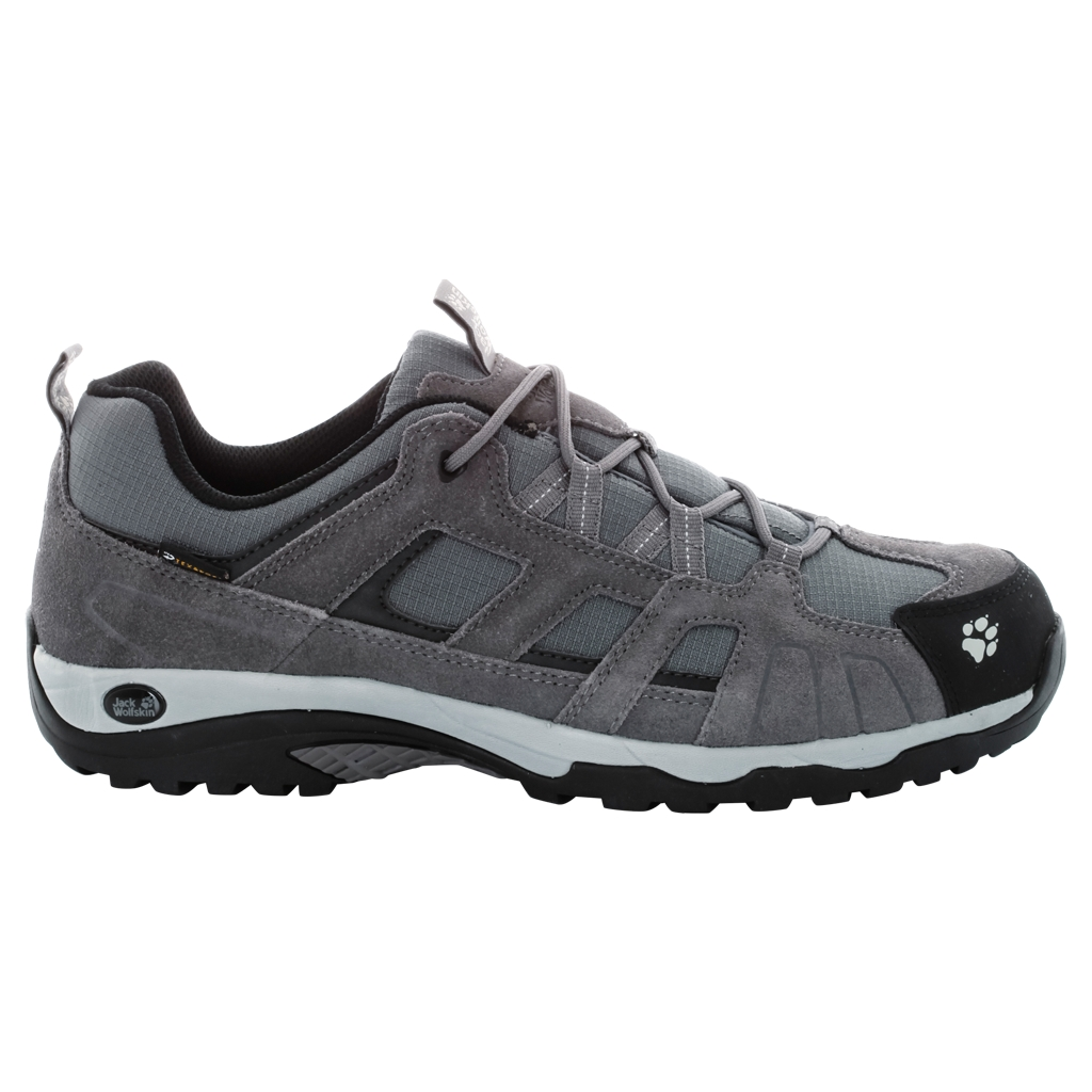Jack Wolfskin Vojo Hike Texapore Men silver grey-30