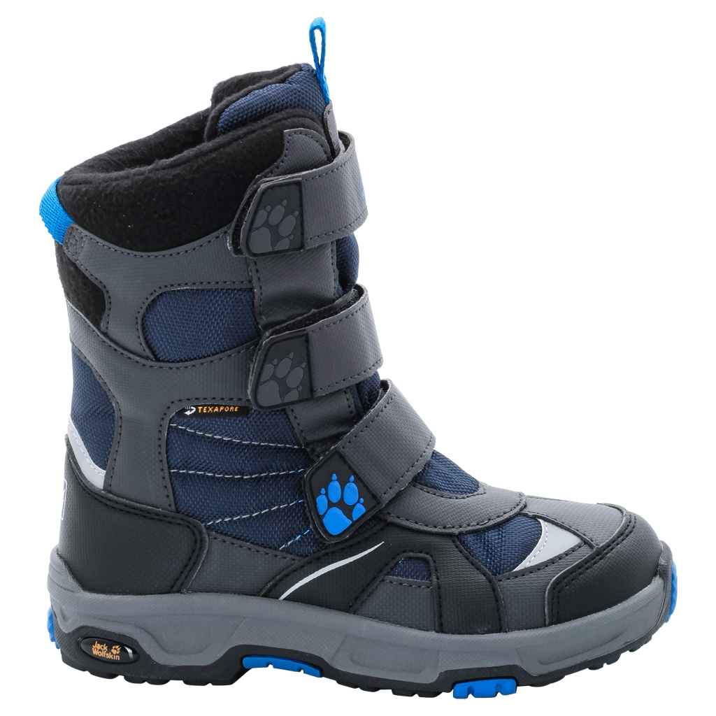 Jack Wolfskin Boys Snow Diver Texapore night blue-30
