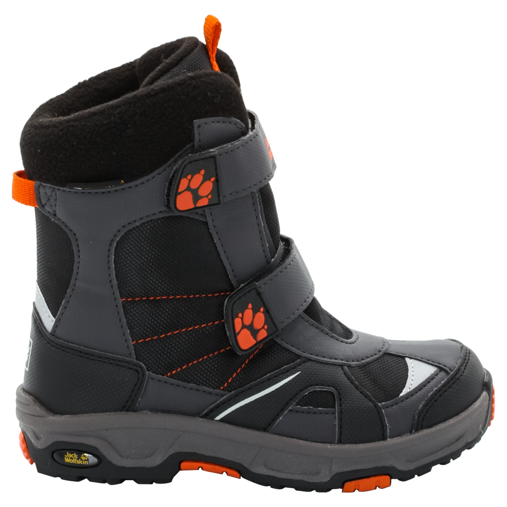 Jack Wolfskin Boys Polar Bear Texapore dark satsuma-30