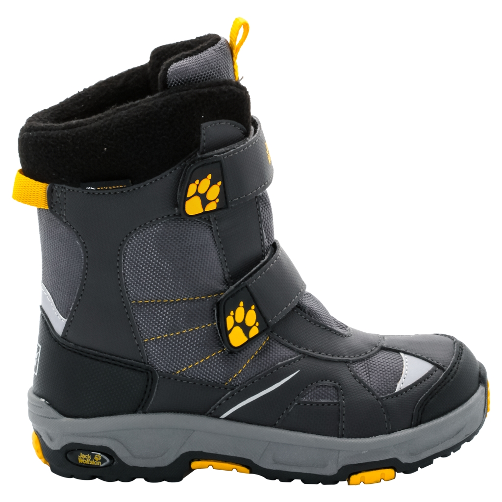 Jack Wolfskin Boys Polar Bear Texapore burly yellow XT-30