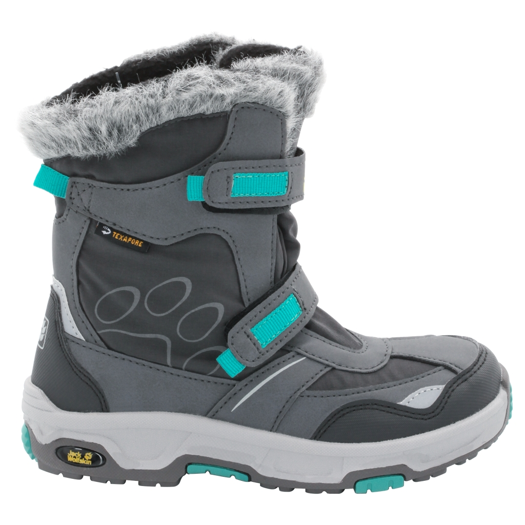 Jack Wolfskin Girls Snow Flake Texapore spearmint-30