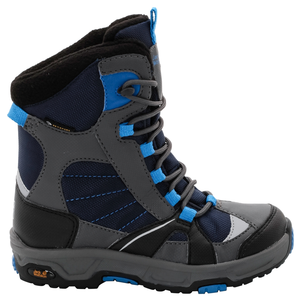 Jack Wolfskin Boys Snow Ride Texapore night blue-30