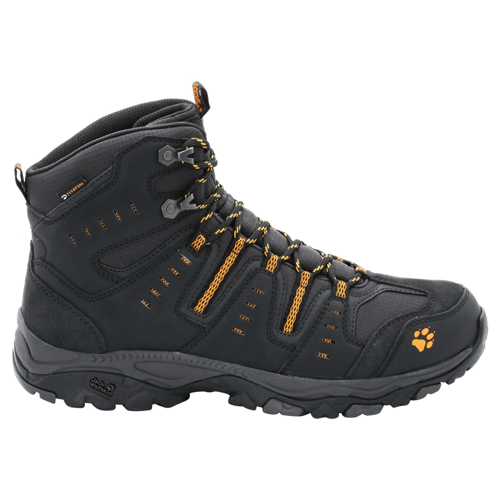 Jack Wolfskin Mtn Storm Texapore Mid M burly yellow-30