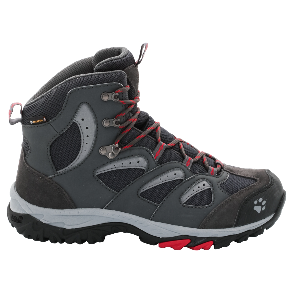 Jack Wolfskin Mtn Storm Texapore Mid W racing red-30