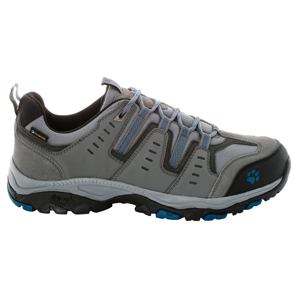 Jack Wolfskin Mtn Storm Texapore Low M moroccan blue-30