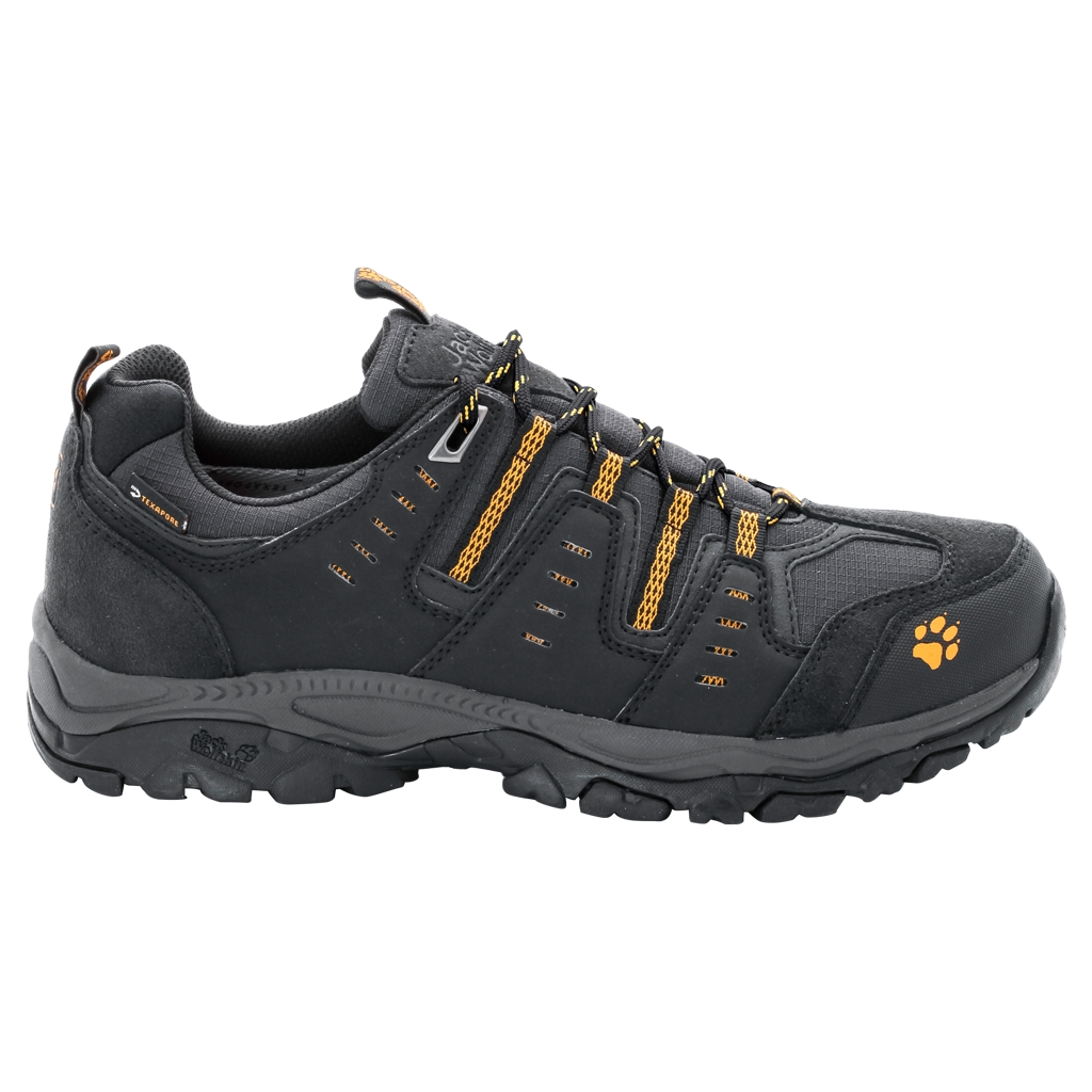 Jack Wolfskin Mtn Storm Texapore Low M burly yellow-30