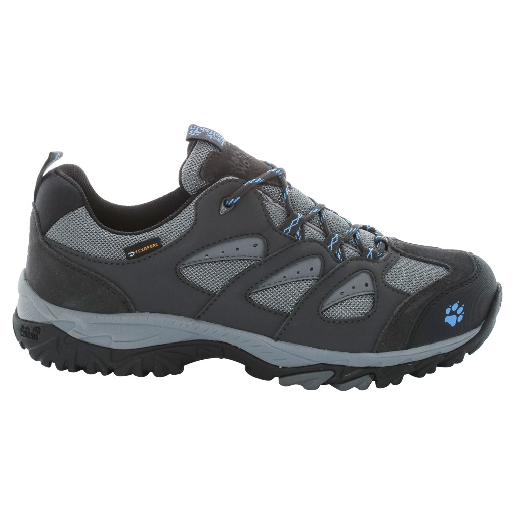 Jack Wolfskin Mtn Storm Texapore Low W air blue-30