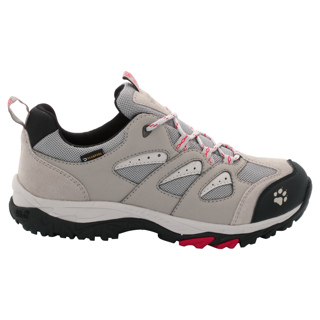 Jack Wolfskin Mtn Storm Texapore Low W racing red-30
