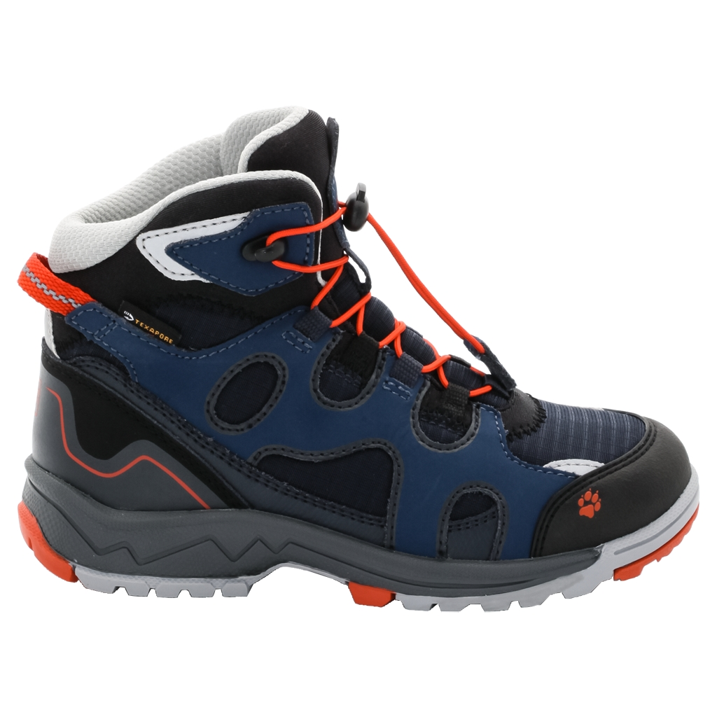 Jack Wolfskin Crosswind Wt Texapore Mid K night blue-30