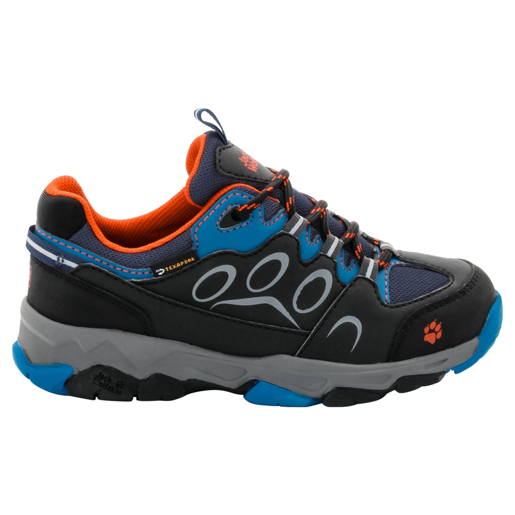 Jack Wolfskin Mtn Attack 2 Texapore Low K glacier blue-30