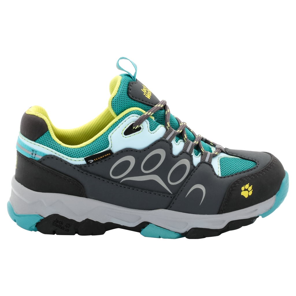 Jack Wolfskin Mtn Attack 2 Texapore Low K spearmint-30