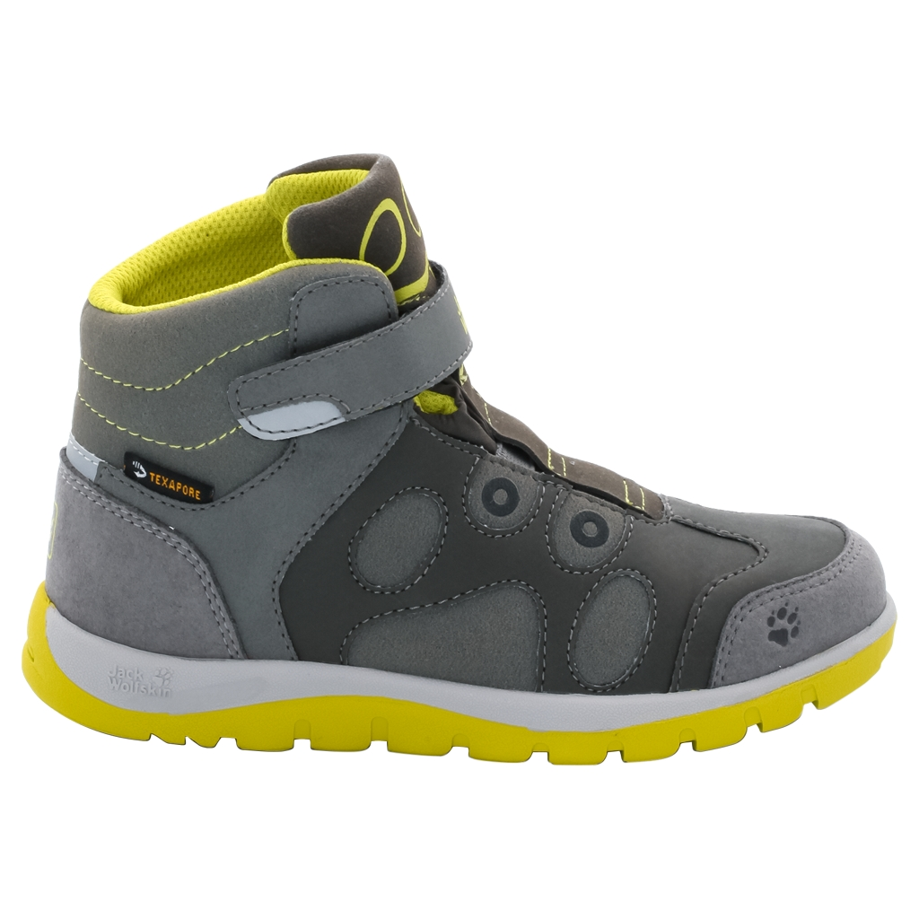 Jack Wolfskin Providence Texapore Mid Vc K wild lime-30