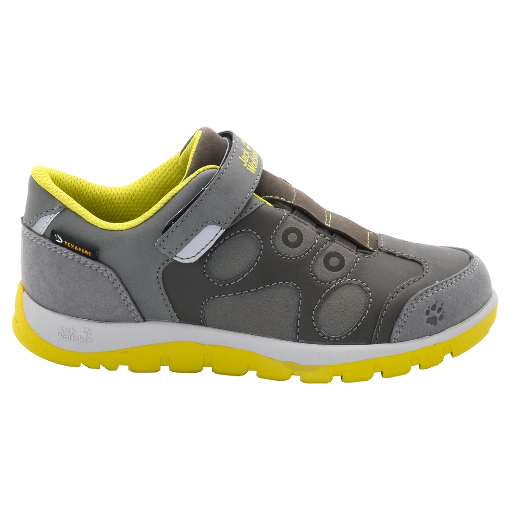 Jack Wolfskin Providence Texapore Low Vc K wild lime-30