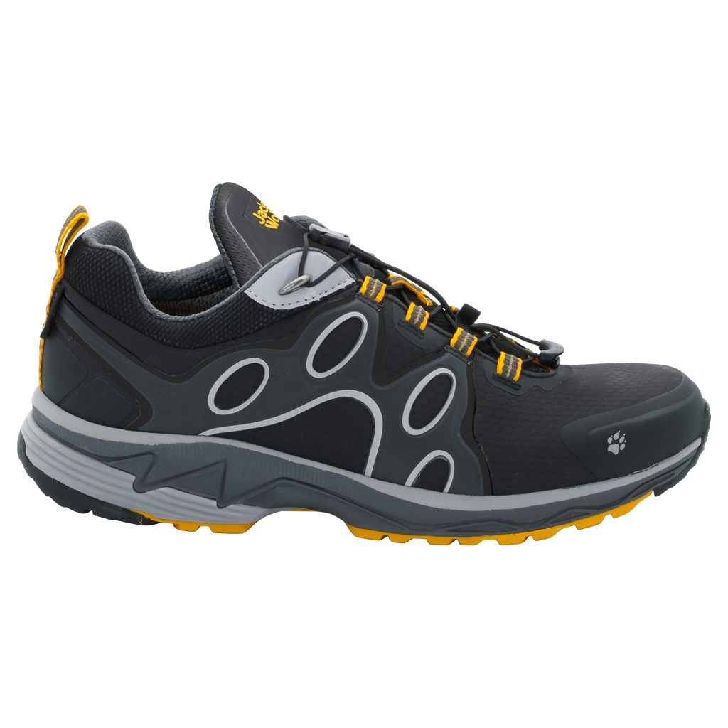 Jack Wolfskin Passion Trail Texapore Low M burly yellow XT-30