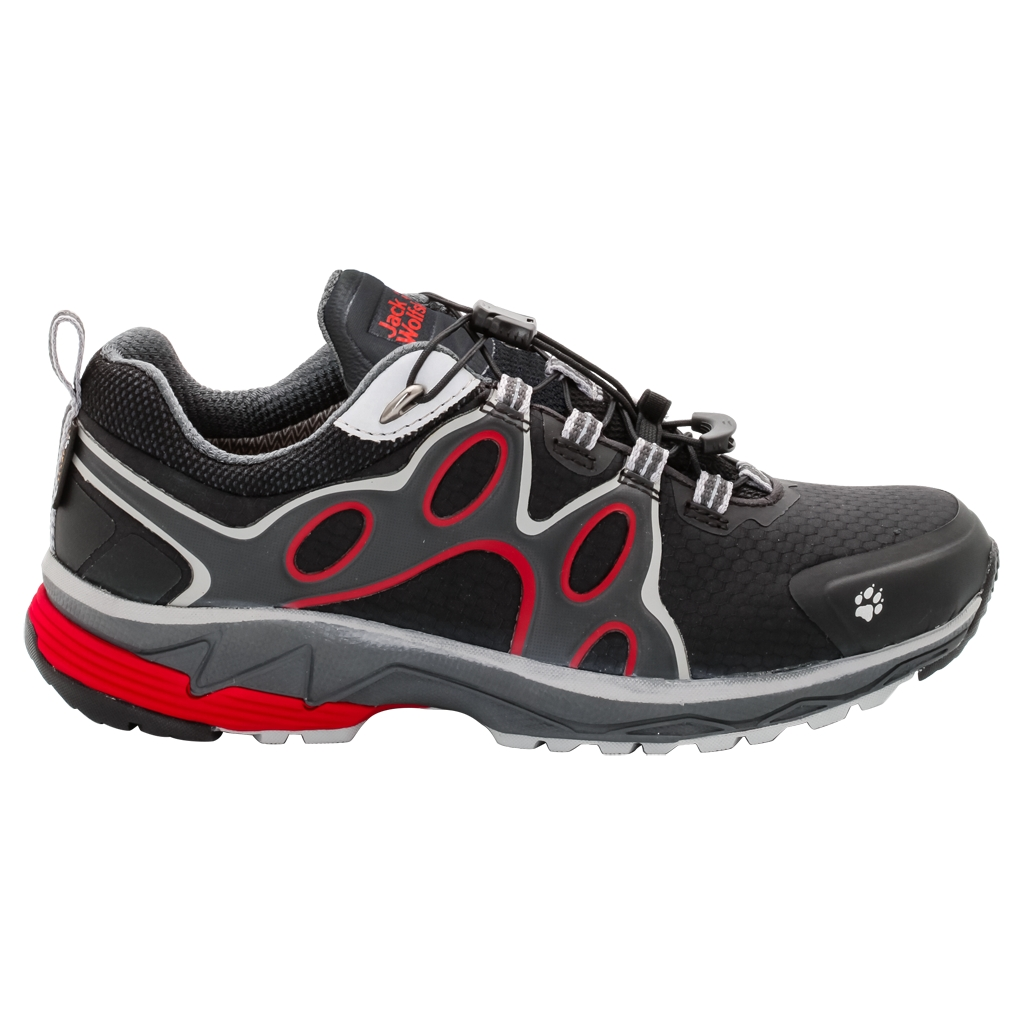 Jack Wolfskin Passion Trail Texapore Low W red fire-30