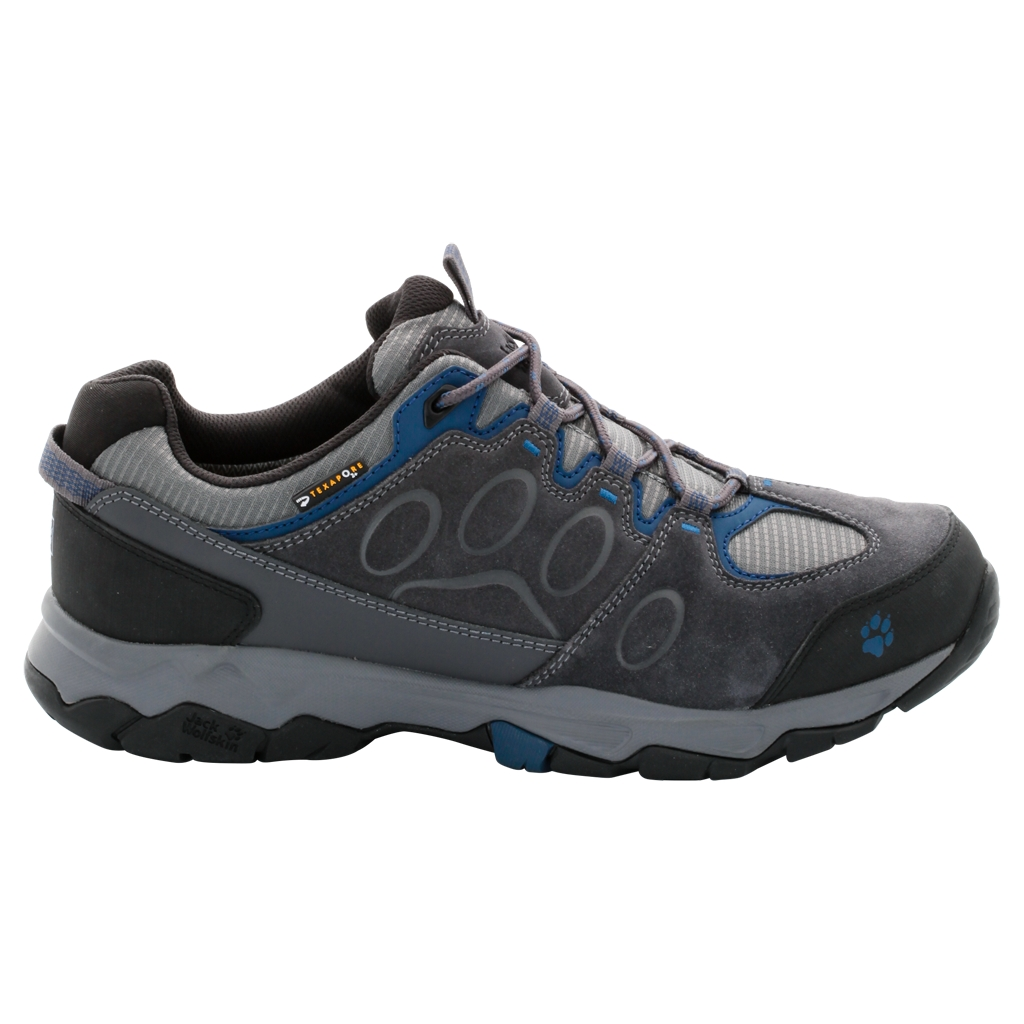 Jack Wolfskin Mtn Attack 5 Texapore Low M dark sky-30