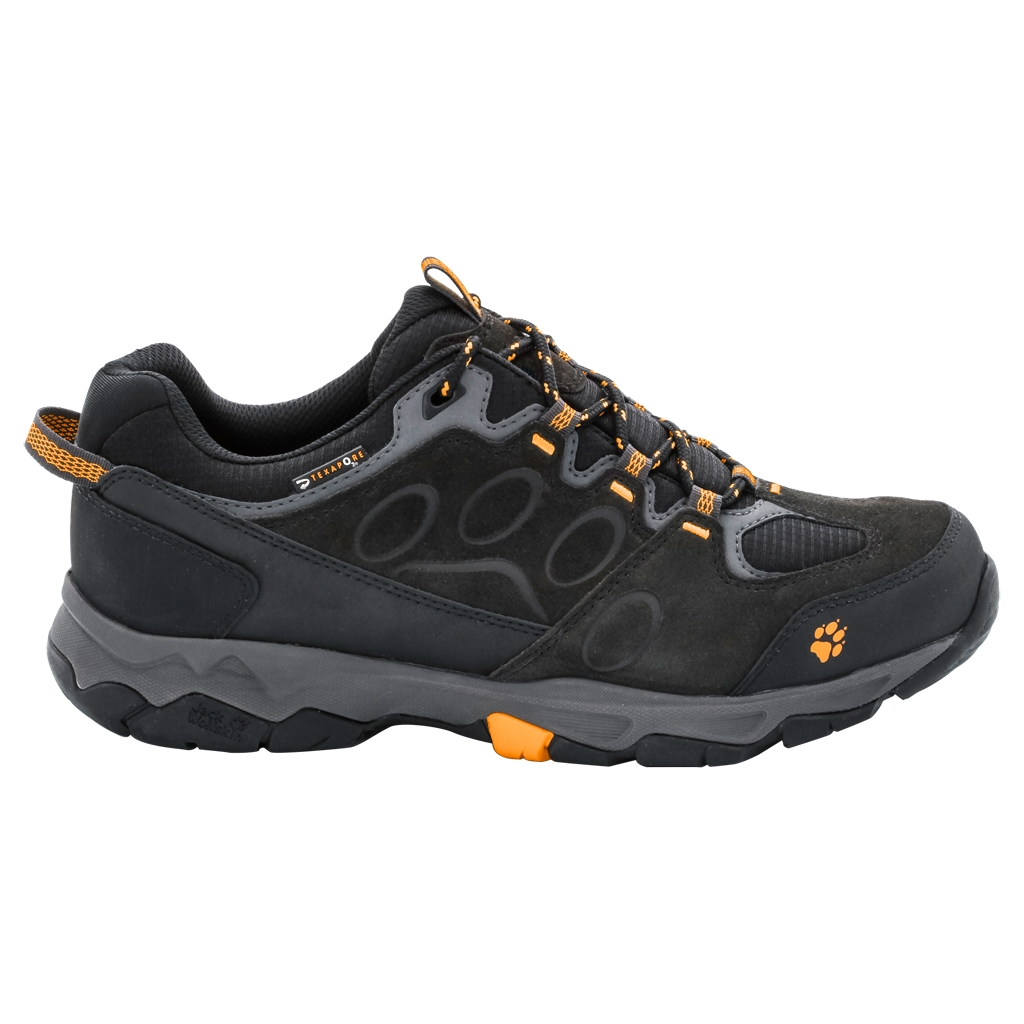 Jack Wolfskin Mtn Attack 5 Texapore Low M burly yellow-30
