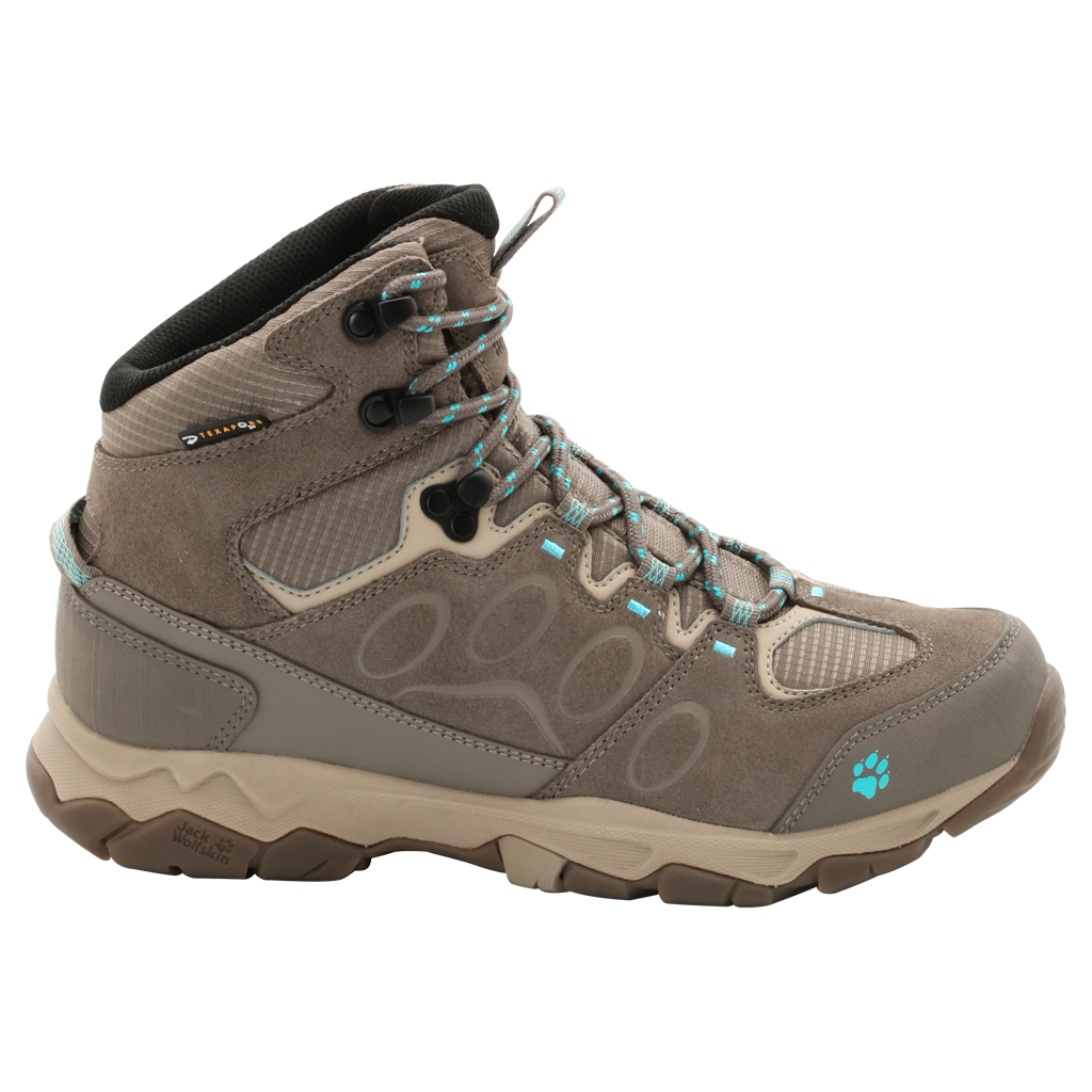 Jack Wolfskin Mtn Attack 5 Texapore Mid W icy water-30
