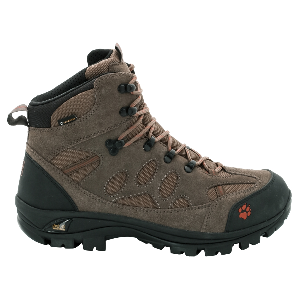 Jack Wolfskin All Terrain 7 Texapore Mid M earth orange-30