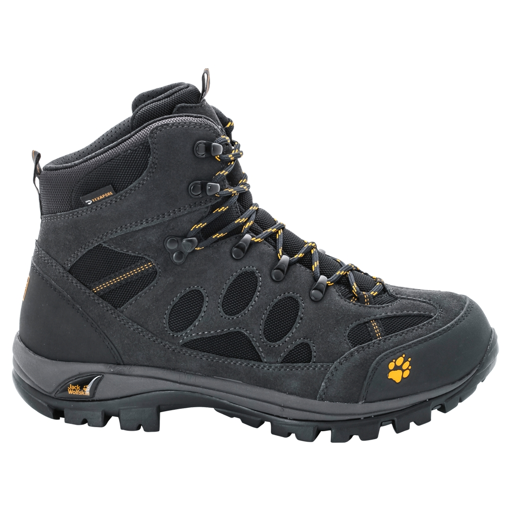 Jack Wolfskin All Terrain 7 Texapore Mid M phantom-30