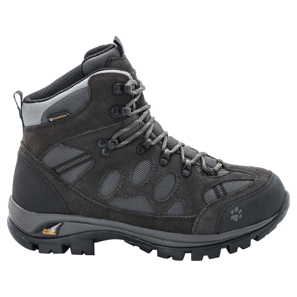 Jack Wolfskin All Terrain 7 Texapore Mid W shadow black-30