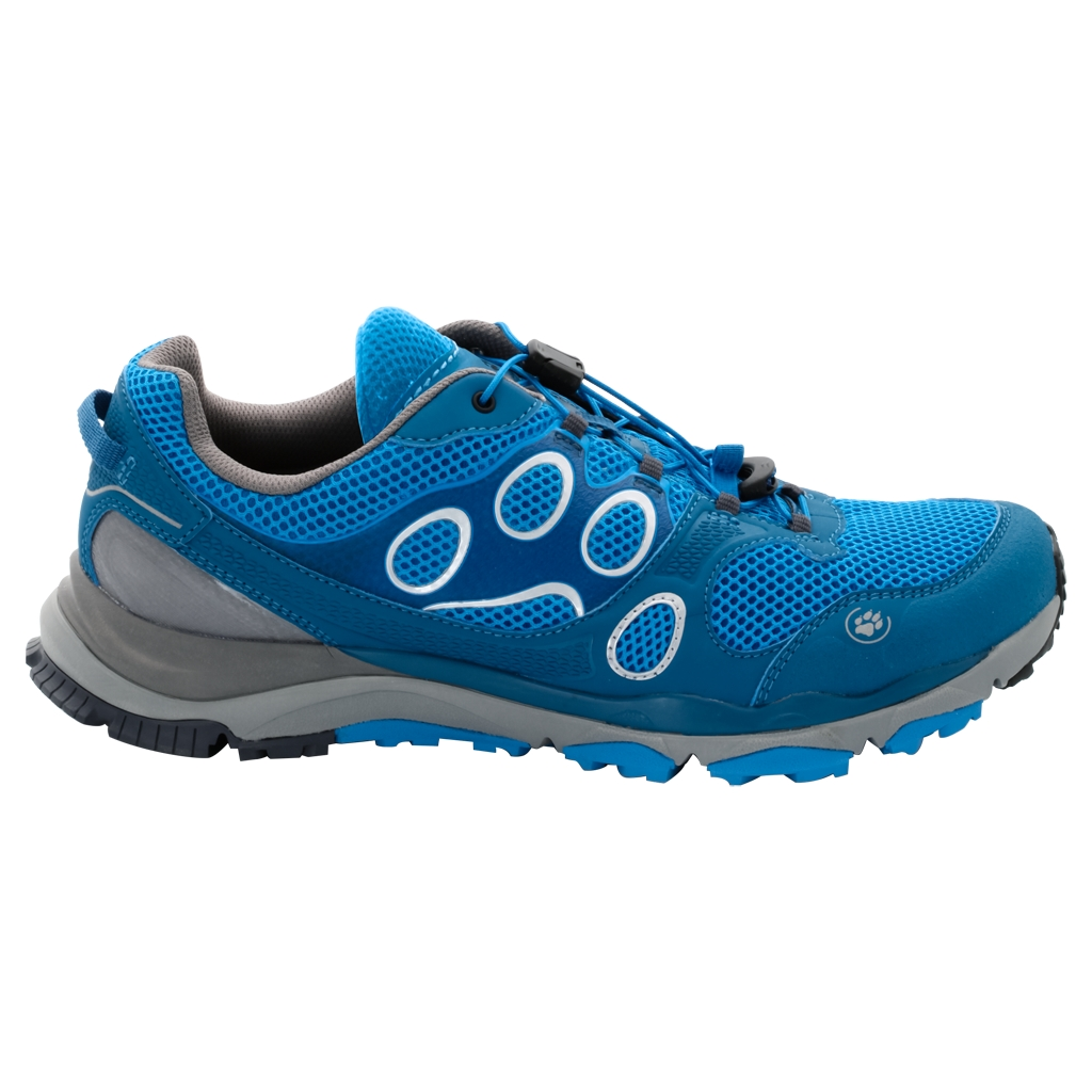 Jack Wolfskin Trail Excite Low M glacier blue-30