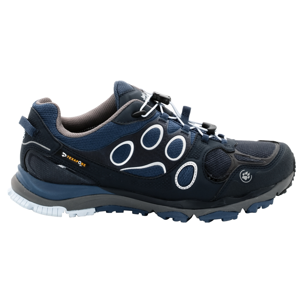 Jack Wolfskin Trail Excite Texapore Low W dark sky-30