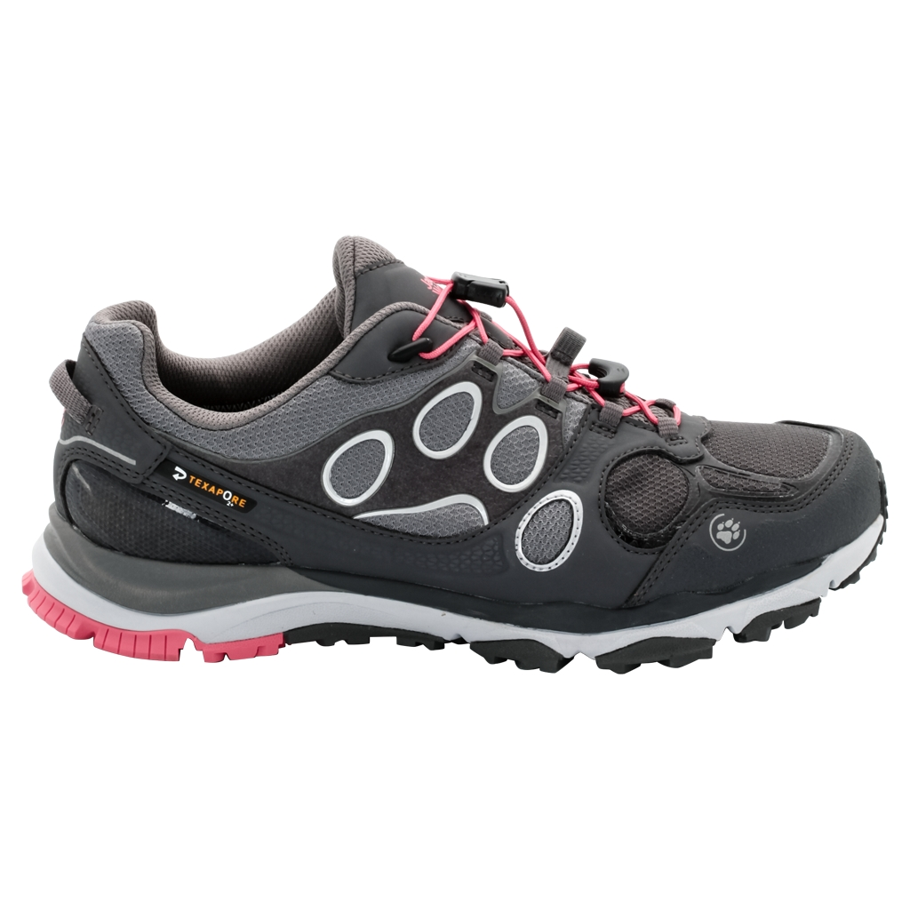 Jack Wolfskin Trail Excite Texapore Low W rosebud-30