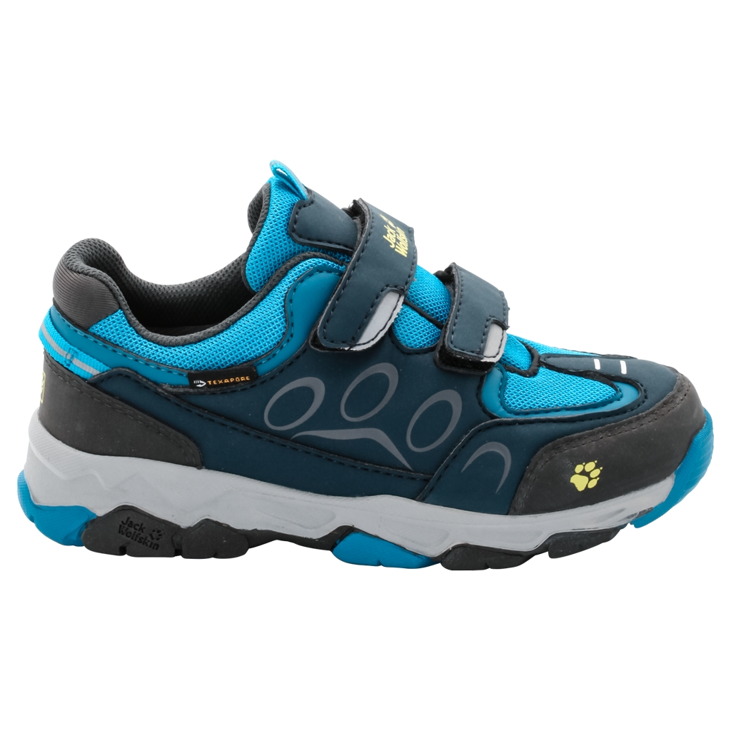 Jack Wolfskin Mtn Attack 2 Texapore Low Vc K glacier blue-30