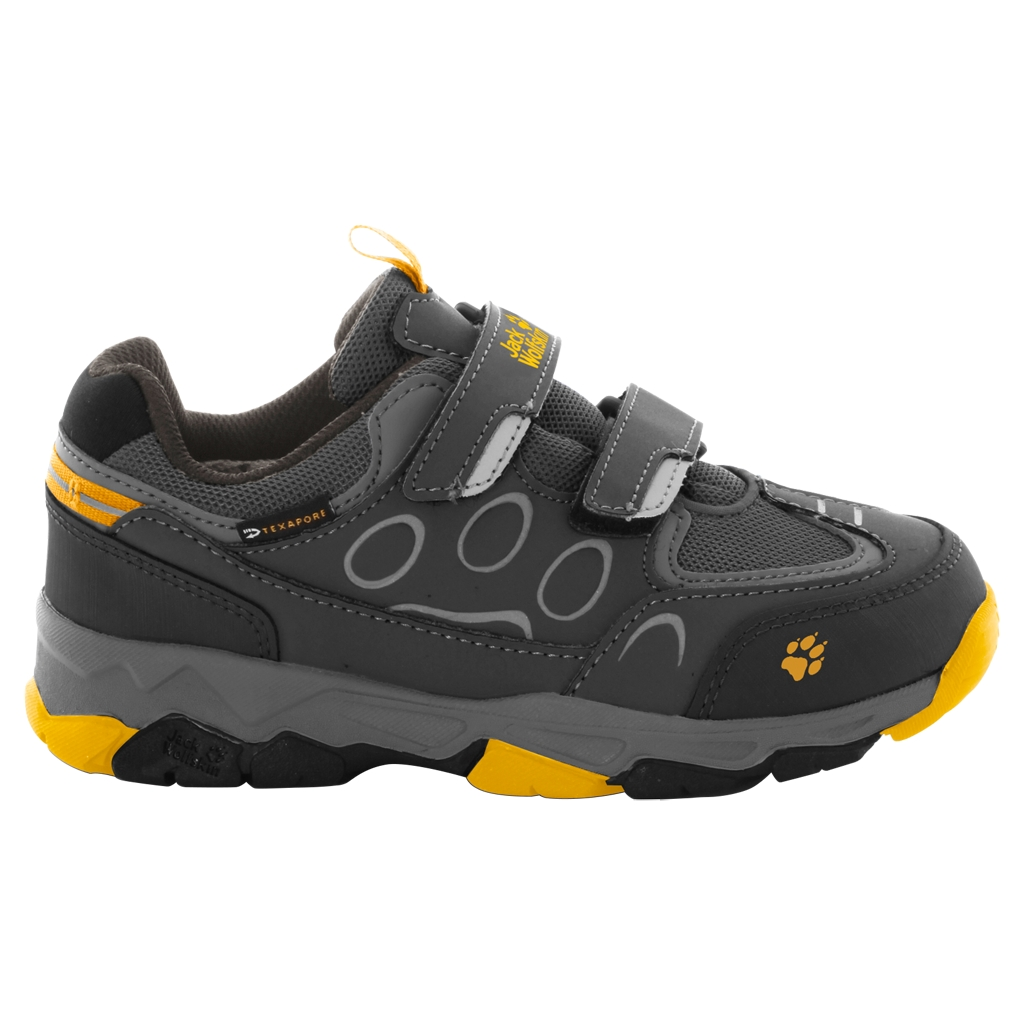 Jack Wolfskin Mtn Attack 2 Texapore Low Vc K burly yellow-30