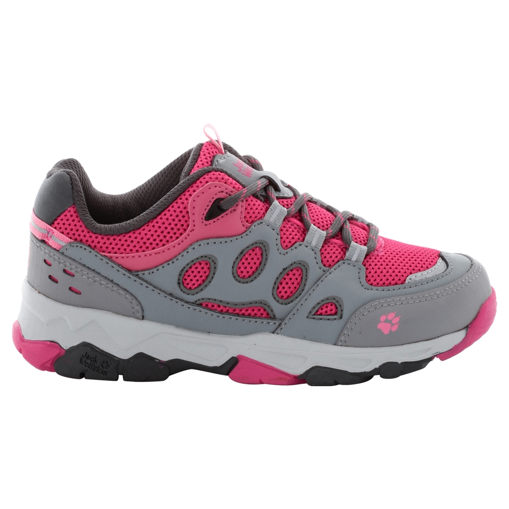 Jack Wolfskin Mtn Attack 2 Low K pink lemonade-30