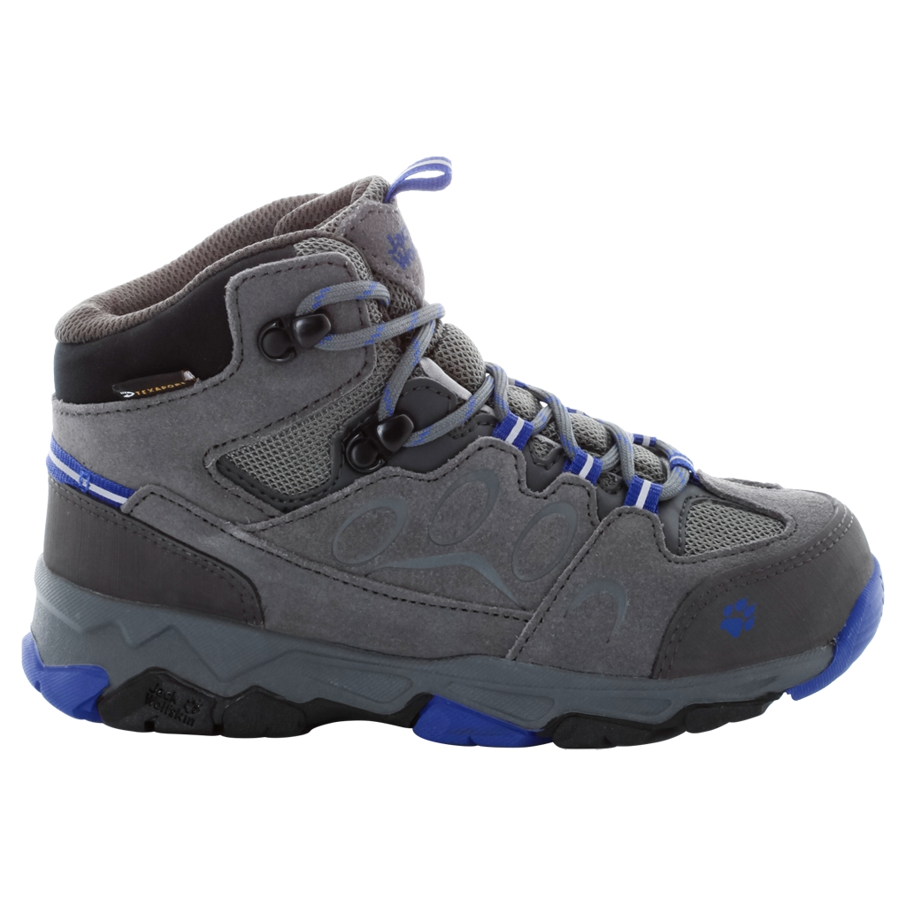 Jack Wolfskin Mtn Attack 2 Cl Texapore Mid K active blue-30